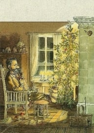 Pettsons Kerstmis, Sven Nordqvist