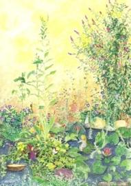 Ontmoeting bij de vijver, Elisabeth Heuberger