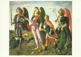 Tobias en de aartsengelen, Botticini
