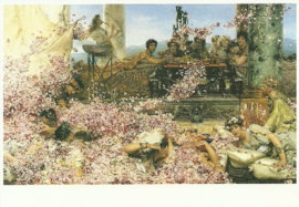 De rozen van Heliogabolus, Sir Lawrence Alma-Tadema