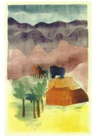 De herberg in de Karpathen, Hendrik Nicolaas Werkman
