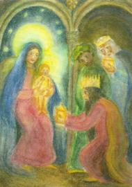 Heilige Drie Koningen, Ilona Bock