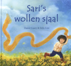 Sari's wollen sjaal / Dawn Casey