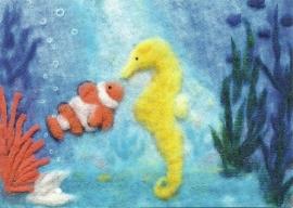 Vriendschap in zee, Heike Schwarzgruber