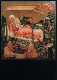 Geboorte Christus, Meester van Hohenfurth