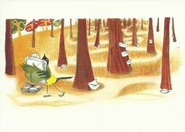 Brieven aan de bomen, Noëlle Smit