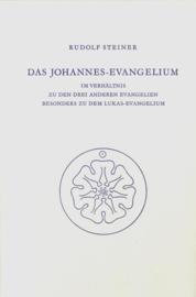 Das Johannes-Evangelium im Verhältnis zu den drei anderen Evangelien, besonders zu dem Lukas-Evangelium GA 112 / Rudolf Steiner