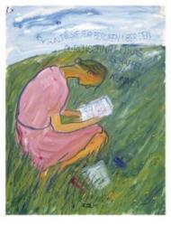 Charlotte leest, Charlotte Salomon