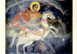 St. Georg, Byzantijns