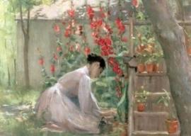 Verzorgen van de tuin, Robert Reid