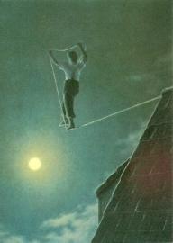 Wandeling naar de maan, Quint Buchholz