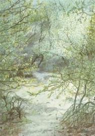 Abelen in de lente, Juke Hudig