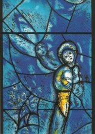 Maria met kind, Marc Chagall