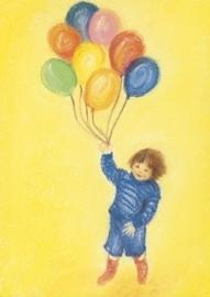 Ballonnen, Marjan van Zeyl