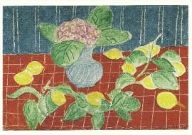 Citroenen en steenbreek, Henri Matisse