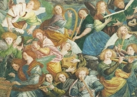 Musicerende engelen II, Gaudenzio Ferrari