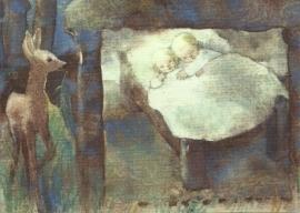 Slaap in goede handen, Mili Weber