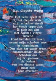 Het diepste water, Theo Zwinderman