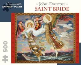 John Duncan: Saint Bride 500-Piece Jigsaw Puzzle