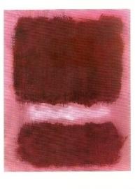 Zonder titel 1968, Mark Rothko