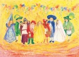 Kindercarnaval, Marjan van Zeyl