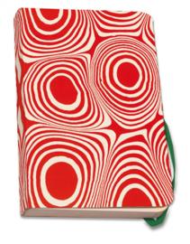 Notitieboek A5, zachte kaft: Marmorpapier