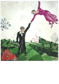 Promenade, Marc Chagall