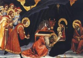 Aanbidding van de Koningen, Siena