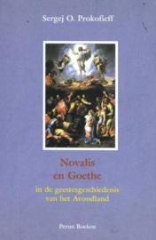 Novalis en Goethe / Sergej Prokofieff