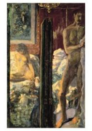 Man en vrouw, Pierre Bonnard