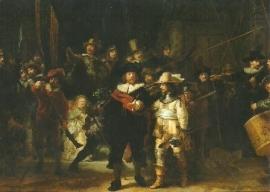 Nachtwacht, Rembrandt