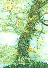 De mezen vliegen uit, Elisabeth Heuberger