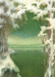 Verse sneeuw II, Hans Geissberger