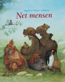 Net mensen / Ingrid & Dieter Schubert