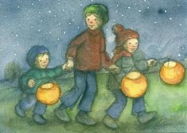 November maandkaart, Sanne Dufft