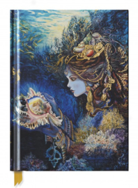 Josephine Wall: Daughter of the Deep, A Flame Tree Notebook