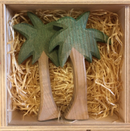 Palmengroep miniatuur