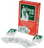 Stap op kaartspel