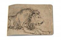 Schetsboek Liggende leeuw, Rembrandt