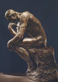 De denker, Auguste Rodin