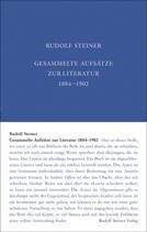 Gesammelte Aufsätze zur Literatur 1884–1902 GA 32 / Rudolf Steiner