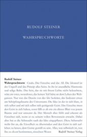 Wahrspruchworte GA 40 / Rudolf Steiner