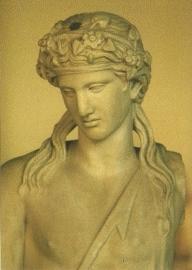 Dionysos (Bacchus), Grieks