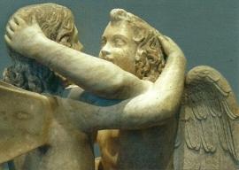 Amor en Psyche, Romeinse kopie