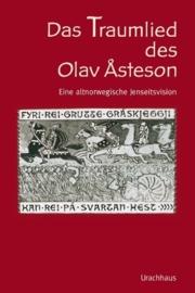 Das Traumlied des Olaf Asteson ein altnorwegisches Nationalepos, mit CD, Dan Lindholm