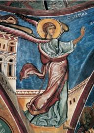 Verkondigingsengel, Byzantijns Cyprus
