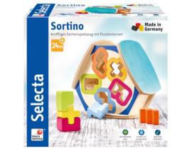 Sortino,  sorteerbox ( 24 mnd +)