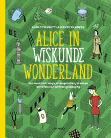 Alice in Wiskunde Wonderland / Carlo Frabetti