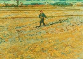 De zaaier (2), Vincent van Gogh