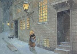 Het meisje met de zwavelstokjes, Svend Otto